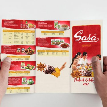 Sasa Catalogue