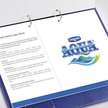 Aqua Brand Guideline Book